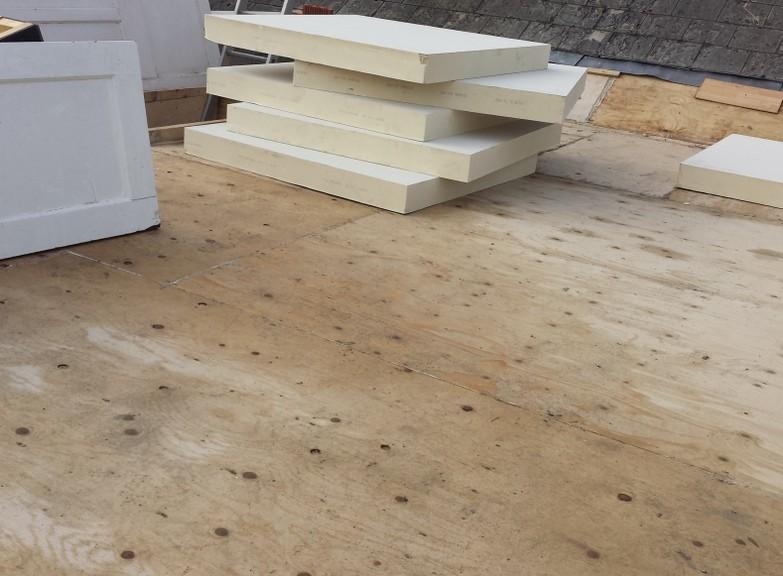 Flat Roof Repair Felt EPDM Belfast Bangor Holywood Builders Roofers