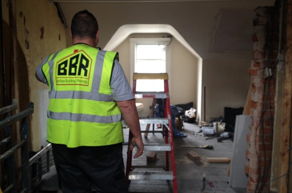 Roofers Belfast Bangor Holywood Donaghadee Newtownards Belfast Builders & Roofers supply Suspended Ceilings, Partition Walls.