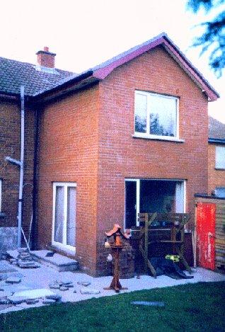 Kitchen Bedroom Extension Belfast Bangor Builders Roofers Hoilywood Donaghadee