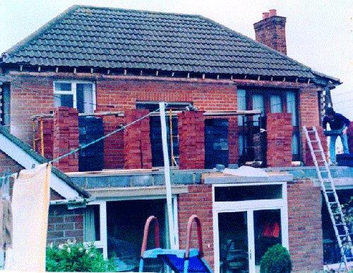 Home Extension Belfast Bangor Builders Roofers  Ian Hushy Moan
