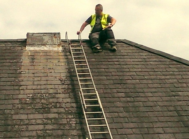Bangor Chimney repair Belfast Holywood Roofers Builders