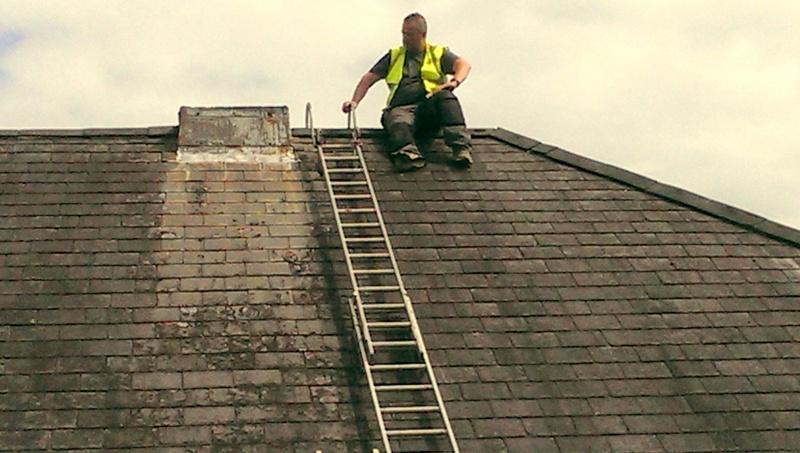 Bangor Chimney repair Belfast Holywood Roofers Builders