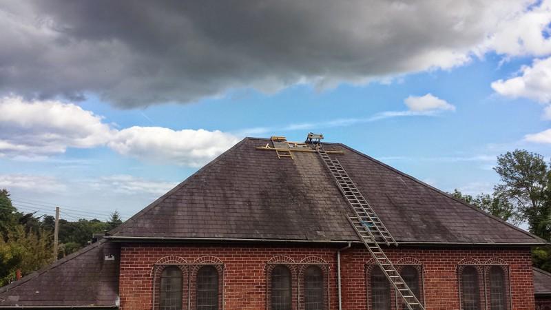 builders roofers chmney repairs Belfast Bangor Holywood