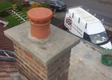 Chimney Repairs Precast Crowns Belfast Bangor Builders Roofers