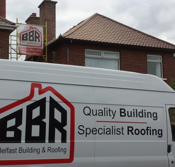 Builders Roofers Belfast Bangor Holywood County Down N Ireland