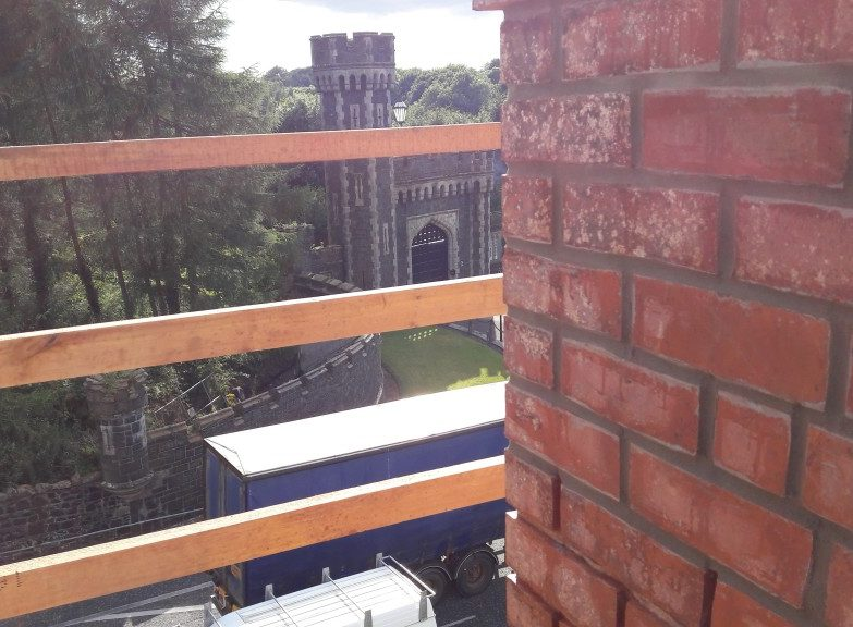 Belfast Bangor Holywoood Chimney Builders Repairs Roofers