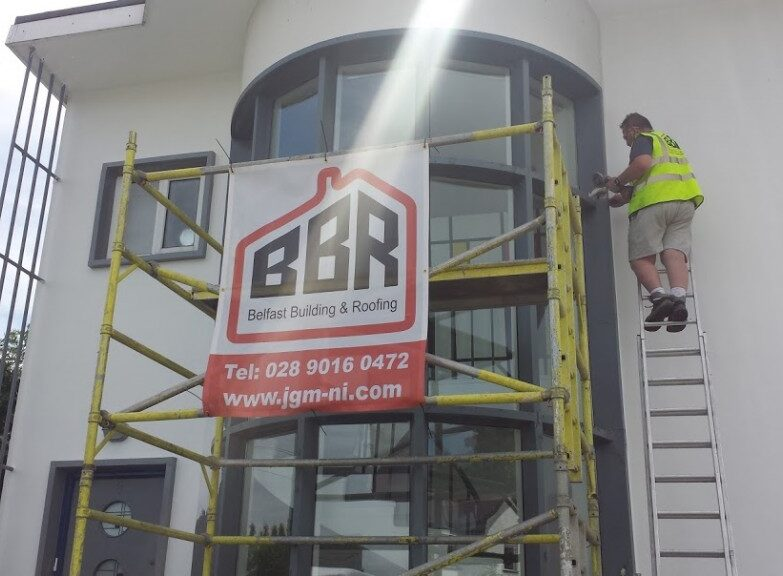 Belfast Bangor Builders Roofers Repairs