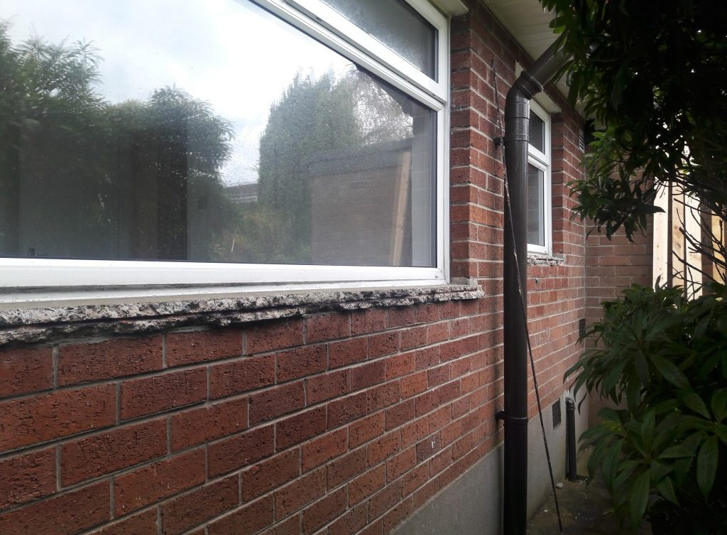 Window Sill Repair, Belfast, Bangor, Holywood, North Down, South Antrim