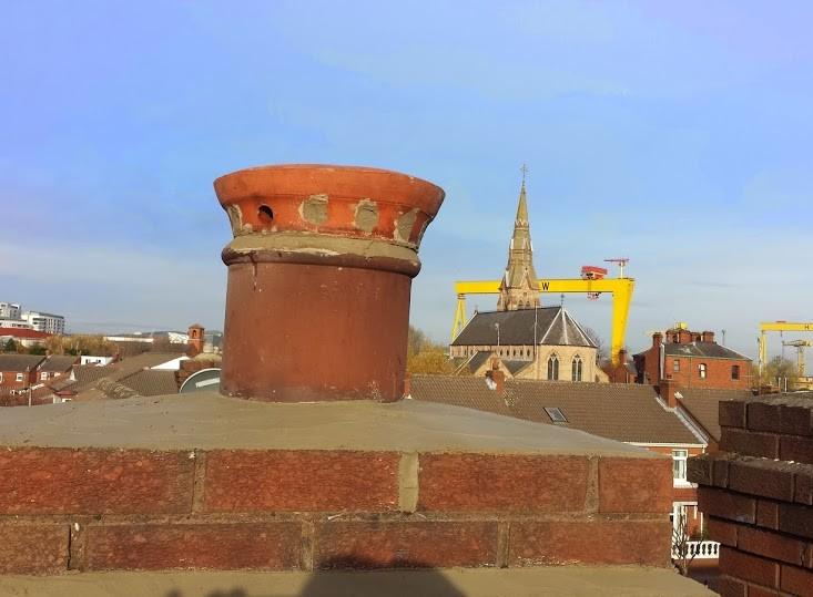 Short Strand Chimney repair Belfast Bangor Holywood Roofers Builders
