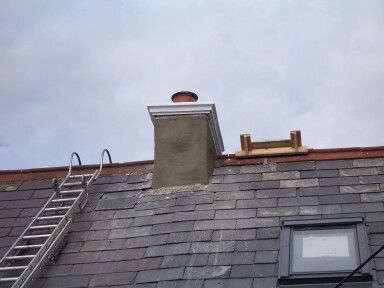 Chimney Repairs Flashing Pointed Removal Bangor Co Down Belfast