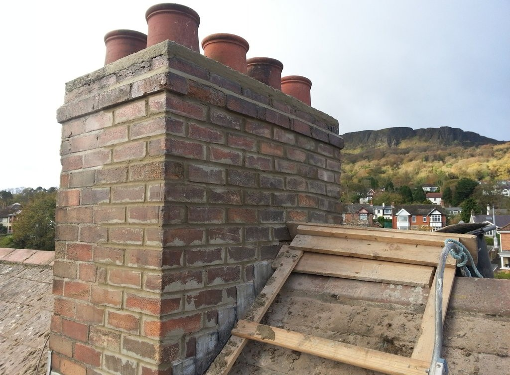 Roofers Chimney Repair Belfast Bangor Holywood