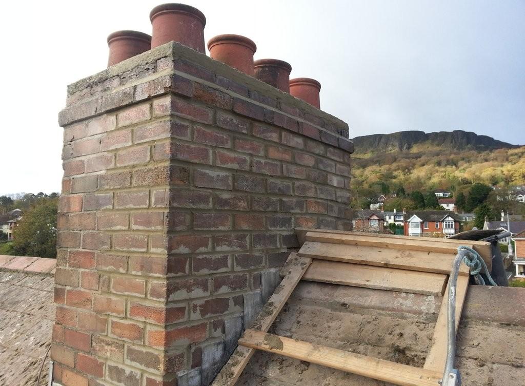 Roofers Chimney Repair Belfast Bangor Holywood