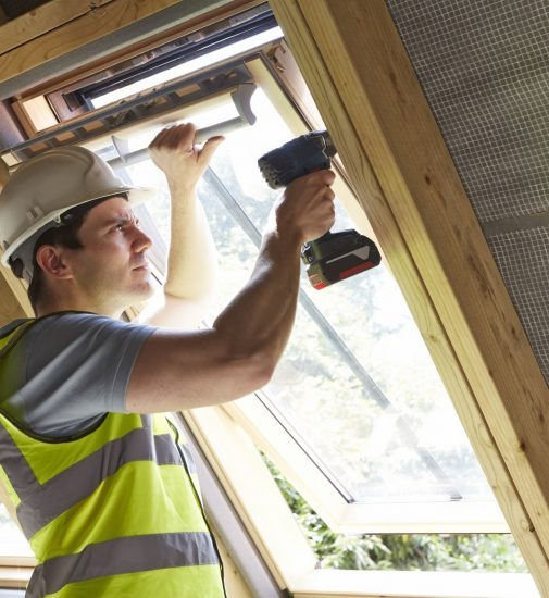 Velux Roof Window Belfast Bangor Builders