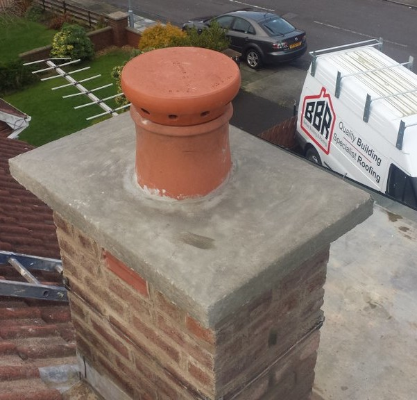Chimney Repairs Coatings Belfast Bangor Holywood Roofers Builders