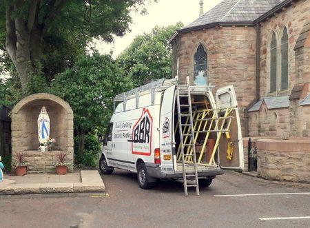Belfast Bangor Holywoood Chimney Builders Repairs Roofers