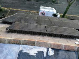 Roofing Belfast Solar Panels Solar Coating