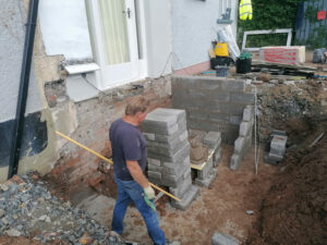 Porch Extension Builders Belfast Bangor
