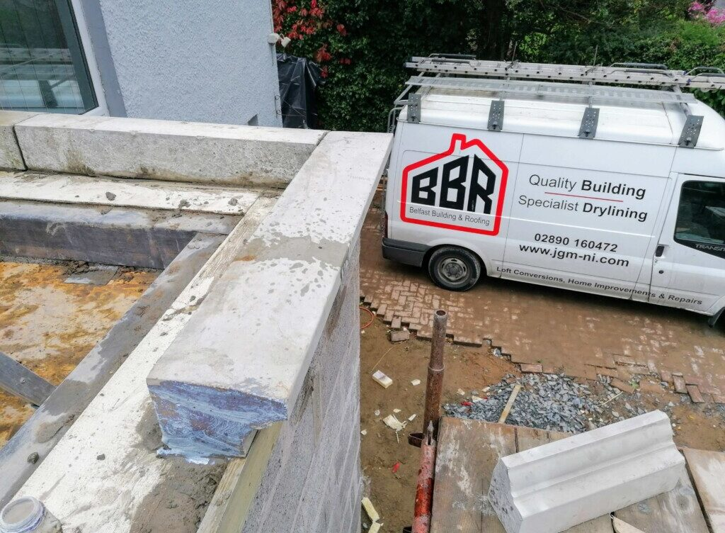 Home Extensions Builders Belfast Bangor Holywood.
