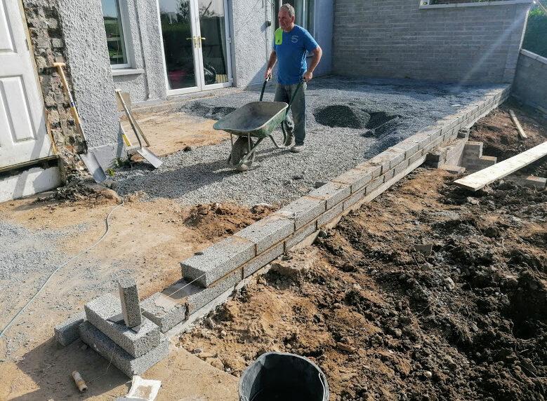 Belfast Bangor Builders Landscapers Patios