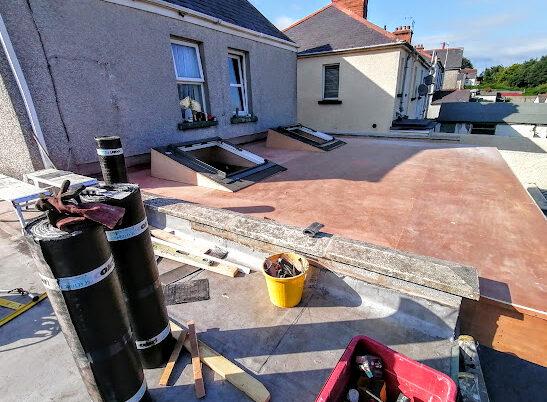 3 Keylite Roof Windows Bangor Newtownards Belfast Builders