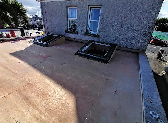 4 Roof WindowsBangor Newtownards Belfast Builders