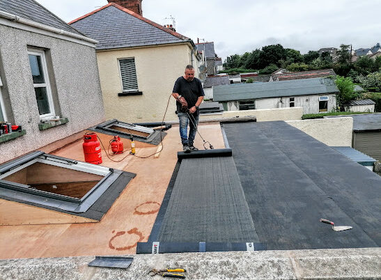 5 Keylite Roof Windows Bangor Newtownards Belfast Builders