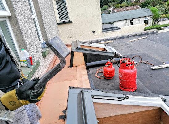 6 Keylite Roof Windows Bangor Newtownards Belfast Builders