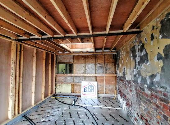 Floor Screeding Windows Bangor Newtownards Belfast Builders