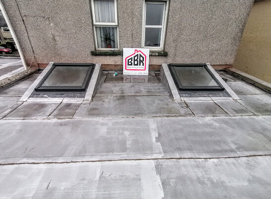 8 Keylite Roof Windows Bangor Newtownards Belfast Builders