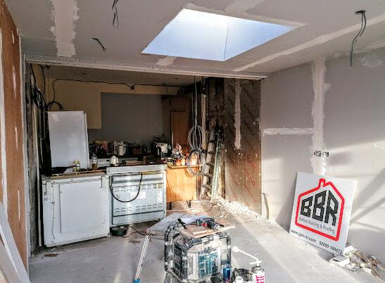 Drylining Ceilings Partitions Bangor Newtownards Belfast Builders